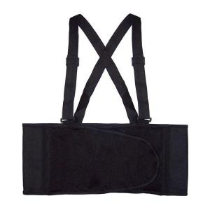 Black Back Support Belt